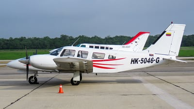HK-5046-G - Piper PA-34-200T Seneca II - Private