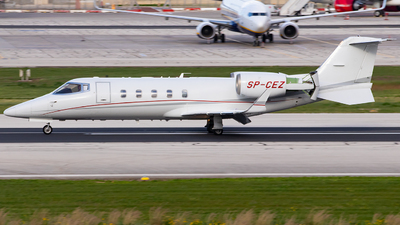 SP-CEZ - Bombardier Learjet 60 - AMC Aviation