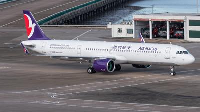 A picture of BMBS - Airbus A321271NX - Air Macau - © Momo Fa
