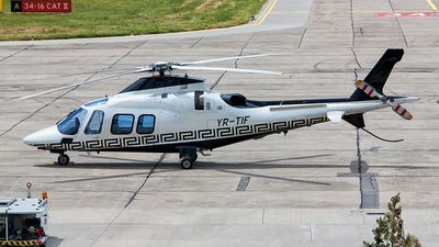 YR-TIF - Agusta A109S Grand - Private