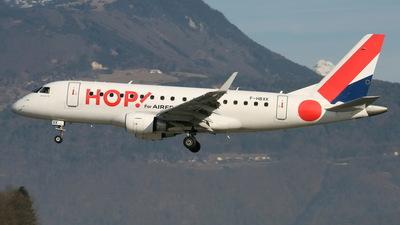 F-HBXK - Embraer 170-100LR - HOP! for Air France