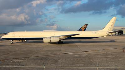N873SJ - Douglas DC-8-73(CF) - Skybus Jet Cargo
