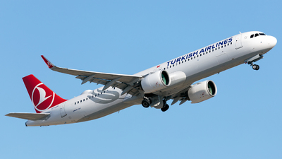 TC-LSK - Airbus A321-271NX - Turkish Airlines