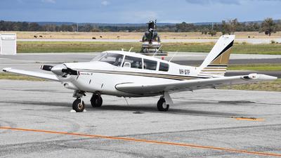 A picture of VHSTF - Piper PA24260 Comanche - [244449] - © Jarrod Swanwick