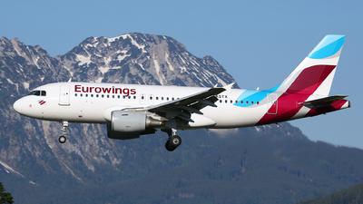D-ASTX - Airbus A319-112 - Eurowings
