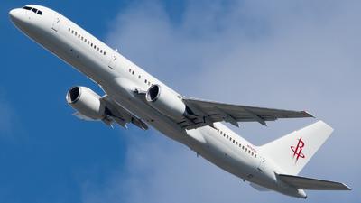 N757SS - Boeing 757-236 - Juliet Romeo Aviation