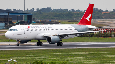 B-8432 - Airbus A320-214 - Air Travel