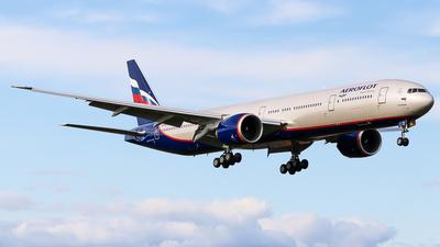 VQ-BFO - Boeing 777-300ER - Aeroflot