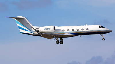 N720AD - Gulfstream G-IV(SP) - Private