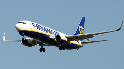 EI-FOT - Boeing 737-8AS - Ryanair
