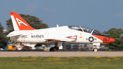 165599 - McDonnell Douglas T-45C Goshawk - United States - US Navy (USN)
