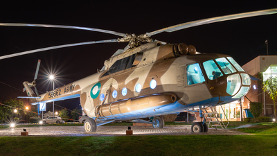 58662 - Mil Mi-17 Hip - Pakistan - Army Aviation