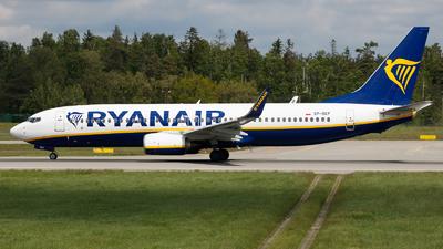 SP-RKF - Boeing 737-8AS - Ryanair Sun