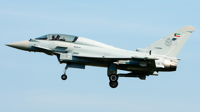 CSX55244 - Eurofighter Typhoon EF2000(T) - Kuwait - Air Force