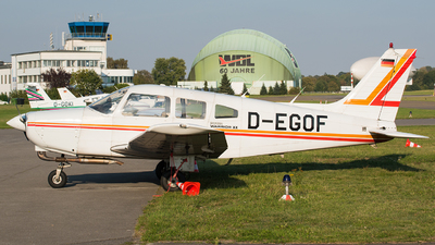 D-EGOF - Piper PA-28-161 Warrior II - ATC Aviation Training & Transport Center