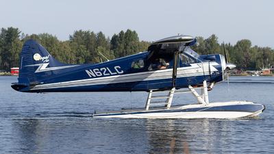 A picture of N62LC - De Havilland Canada DHC2 Beaver - [1086] - © Giuseppe Battioli