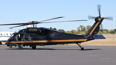 N72763 - Sikorsky UH-60M Blackhawk - United States - US Customs Service