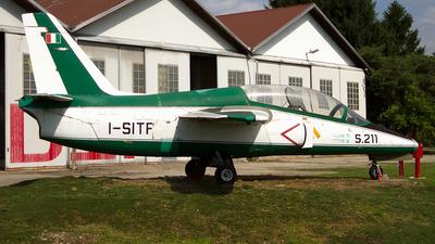 I-SITF - SIAI-Marchetti S211 - Private