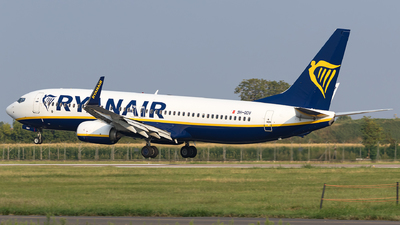 9H-QDV - Boeing 737-8AS - Ryanair (Malta Air)