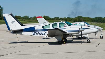 N555P - Beechcraft 95-C55 Baron - Private