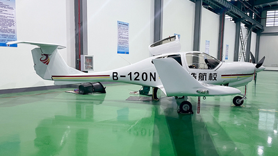 A picture of B120N - Diamond DA40NG Diamond Star - [40.NF015] - © Fangchao Lin