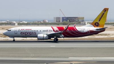 VT-GHC - Boeing 737-86N - Air India Express