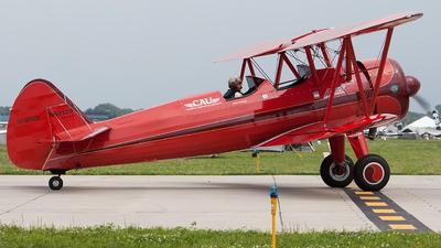 N63529 - Boeing A-75N1 - Private