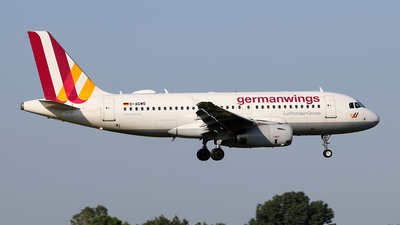 D-AGWO - Airbus A319-132 - Germanwings
