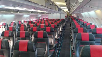 EP-MDL - Airbus A310-325 - Iran Air Tour