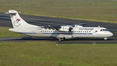 D-ANFK - ATR 72-212A(500) - Eurowings