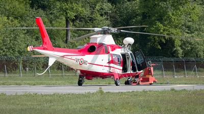 I-DVFA - Agusta A109E Power - Italy - Vigili del Fuoco