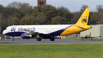 A picture of GOZBH - Airbus A321231 - [2105] - © Ian Howat