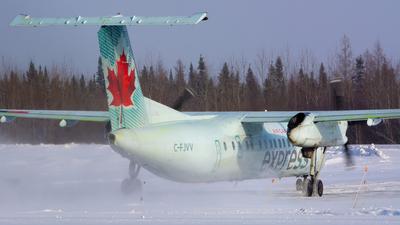 C-FJVV - Bombardier Dash 8-311 - Air Canada Express (Jazz Aviation)