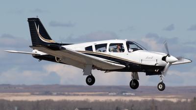 C-GELA - Piper PA-28R-200 Cherokee Arrow II - Private