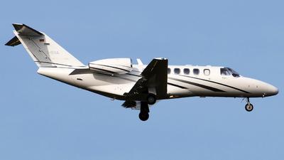 D-IEGA - Cessna 525 Citationjet CJ2+ - DigaJet