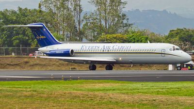 N930CE - McDonnell Douglas DC-9-33(CF) - Everts Air Cargo