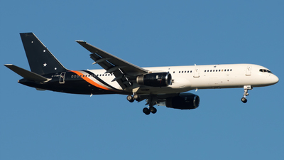 A picture of GPOWH - Boeing 757256 - Titan Airways - © Gautham Kurup
