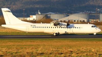 A picture of EIFSL - ATR 72600 - Stobart Air - © Ethan Allen