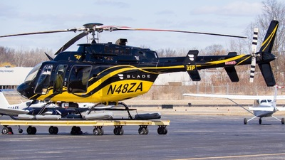 A picture of N48ZA - Bell 407 - [53996] - © Xiamen Air 849 Heavy
