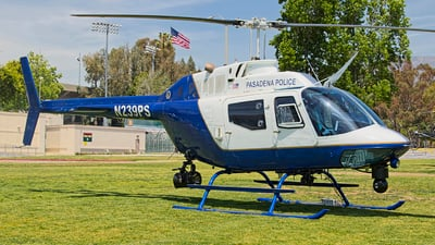 N239PS - Bell OH-58A Kiowa - United States - Pasadena Police Department