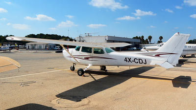 4X-CDJ - Cessna 172N Skyhawk II - Private