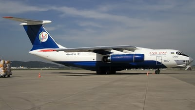 4K-AZ70 - Ilyushin IL-76TD - Silk Way Airlines