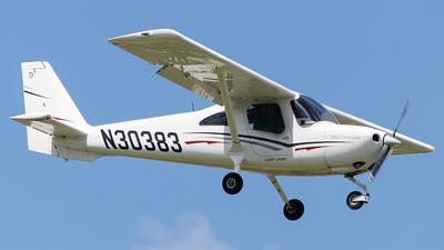 N30383 - Cessna 162 SkyCatcher - Private