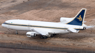 HZ-AB1 - Lockheed L-1011-500 Tristar - Private