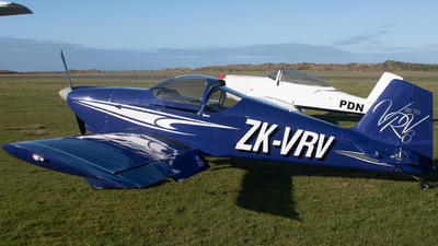 ZK-VRV - Vans RV-6 - Private