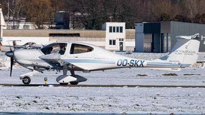 OO-SKX - Diamond DA-40D Diamond Star TDI - SkyWings Flight Training