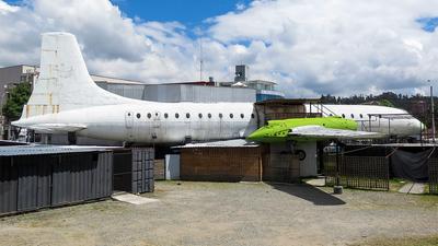 HC-AZH - Canadair CC-106 Yukon - Untitled