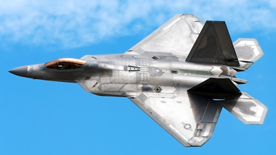 09-4191 - Lockheed Martin F-22A Raptor - United States - US Air Force (USAF)