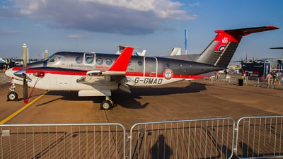 G-GMAD - Beechcraft B300C King Air 350C - Gama Aviation