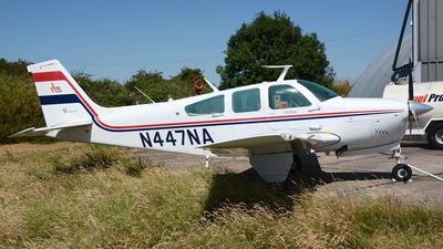 N447NA - Beechcraft F33C Bonanza - Private